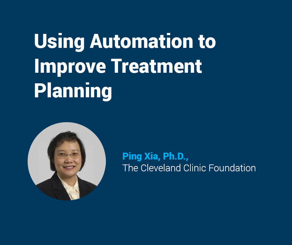 Best of QADS: Using Automation to Improve Treatment Planning
